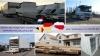 Transport materiałów budowlanych Maxim Transport